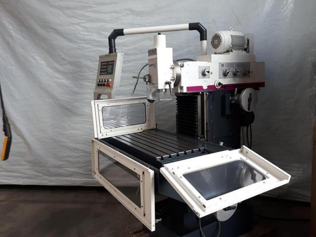 Optimum OPTImill MX4 konventionelle Universal Werkzeugfräsmaschine ungebraucht - 1
