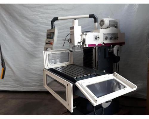 Optimum OPTImill MX4 konventionelle Universal Werkzeugfräsmaschine ungebraucht - Bild 1