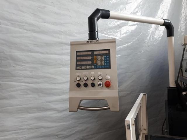 Optimum OPTImill MX4 konventionelle Universal Werkzeugfräsmaschine ungebraucht - 2