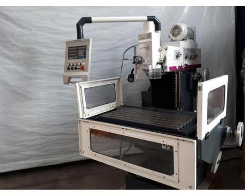 Optimum OPTImill MX4 konventionelle Universal Werkzeugfräsmaschine ungebraucht - Bild 4