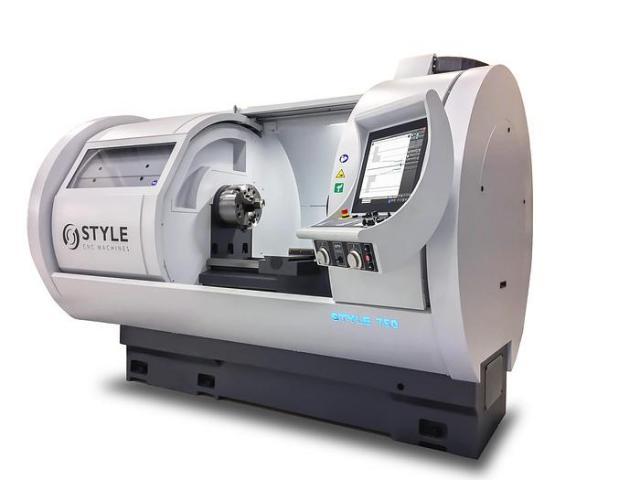 STYLE Style510x1350 mm CNC Flachbettdrehmaschine - 2