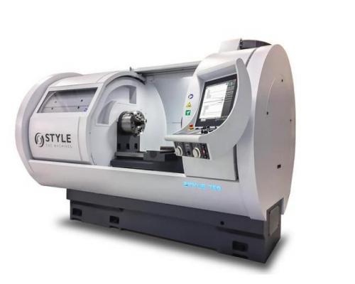 STYLE Style510x1350 mm CNC Flachbettdrehmaschine - Bild 2