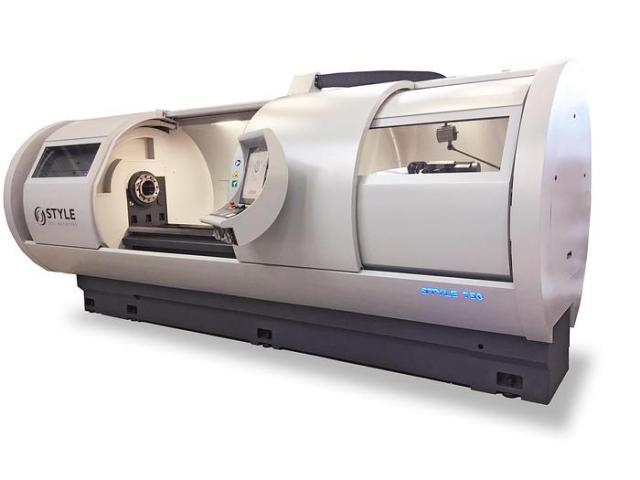 STYLE Style510x1350 mm CNC Flachbettdrehmaschine - 3