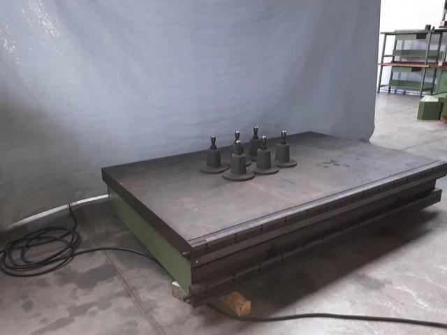 ZettMesss Aufspannplatte, Messplatte 1580x2500x320 mm - 3