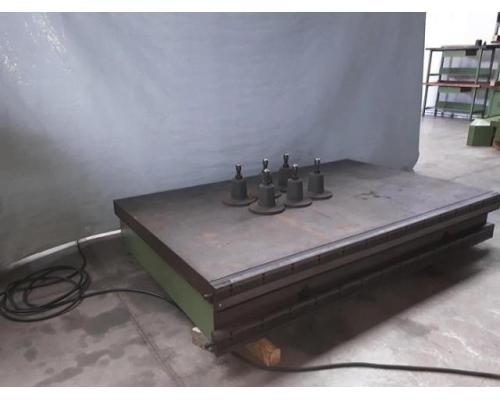 ZettMesss Aufspannplatte, Messplatte 1580x2500x320 mm - Bild 3