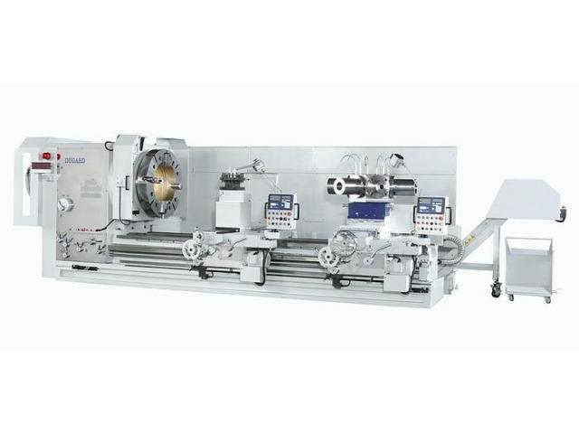 MMT germany PA PB PC PH PKA PKB - Serie konventionelle Flachbett Hohlspindeldrehmaschinen - 2
