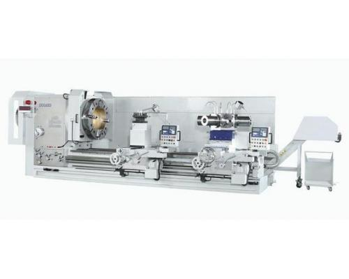 MMT germany PA PB PC PH PK - Serie konventionelle Flachbett Hohlspindeldrehmaschinen - Bild 2