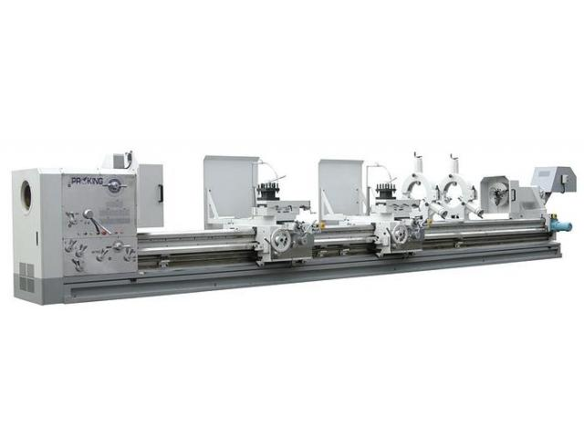 MMT germany PA PB PC PH PK - Serie konventionelle Flachbett Hohlspindeldrehmaschinen - 3