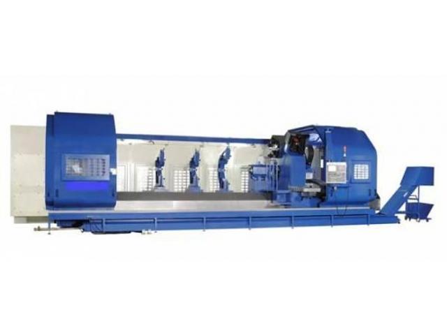 MMT-germany CN KAN KBN Serie CNC Flachbett Hohlspindeldrehmaschinen - 1