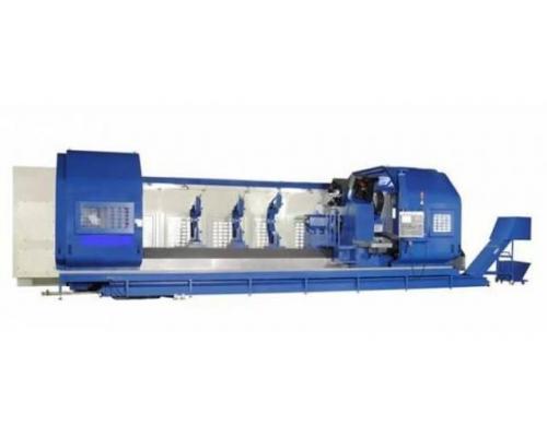 MMT-germany CN KAN KBN Serie CNC Flachbett Hohlspindeldrehmaschinen - Bild 1