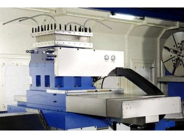 MMT-germany CN KAN KBN Serie CNC Flachbett Hohlspindeldrehmaschinen - 2