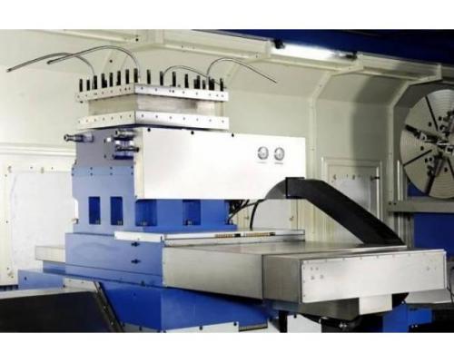 MMT-germany CN KAN KBN Serie CNC Flachbett Hohlspindeldrehmaschinen - Bild 2