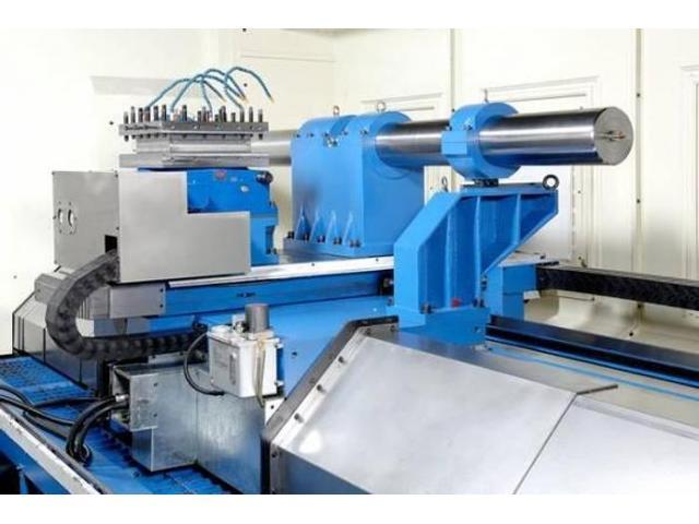 MMT-germany CN KAN KBN Serie CNC Flachbett Hohlspindeldrehmaschinen - 3