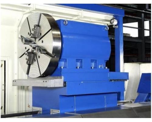 MMT-germany CN KAN KBN Serie CNC Flachbett Hohlspindeldrehmaschinen - Bild 4