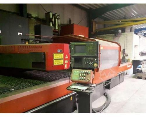 Amada LC3015D CNC Laserschneidanlage mit 4 gesteuerten Achsen - Bild 2