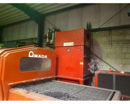 Amada LC3015D CNC Laserschneidanlage mit 4 gesteuerten Achsen - Bild 5