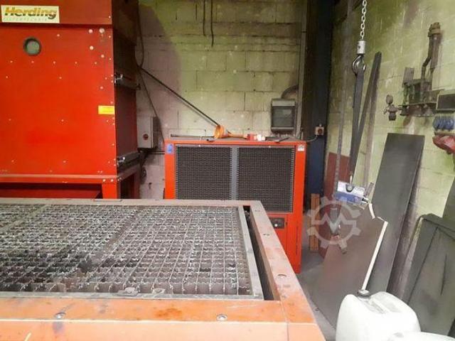 Amada LC3015D CNC Laserschneidanlage mit 4 gesteuerten Achsen - 6