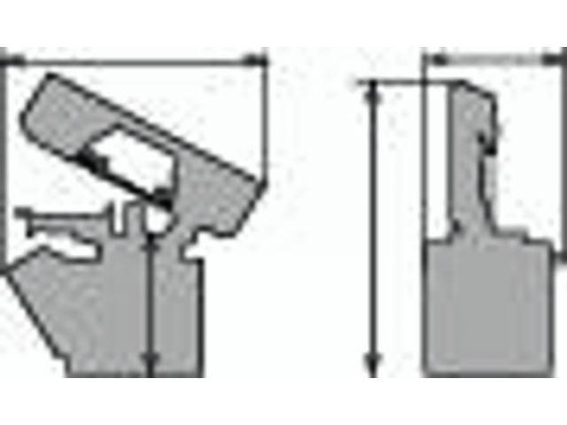 Metallkraft BMBS 300x320 HA-DG Doppelgehrung-Bandsäge Halbautomat - 2