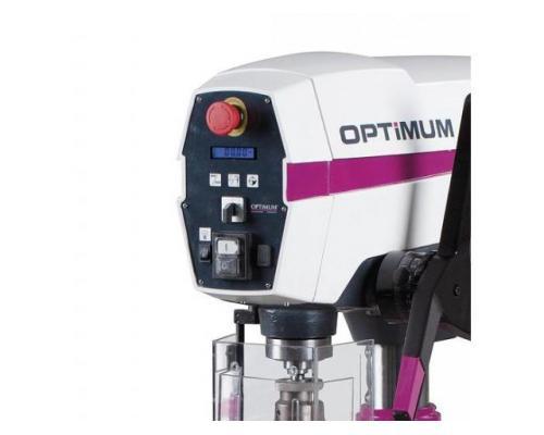 Optimum OPTIdrill DP33 SET Säulenbohrmaschine mit Schraubstock - Bild 5
