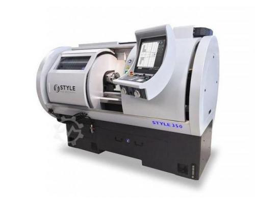 STYLE Style 350x850 CNC Flachbettdrehmaschine mit Steuerung Style - Bild 1