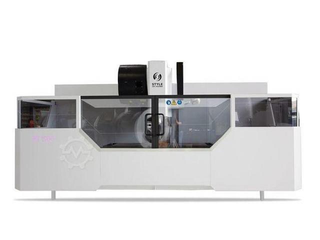 STYLE Style 350x850 CNC Flachbettdrehmaschine mit Steuerung Style - 3