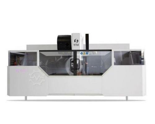 STYLE Style 350x850 CNC Flachbettdrehmaschine mit Steuerung Style - Bild 3