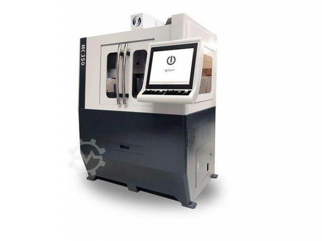 STYLE Style 350x850 CNC Flachbettdrehmaschine mit Steuerung Style - 4
