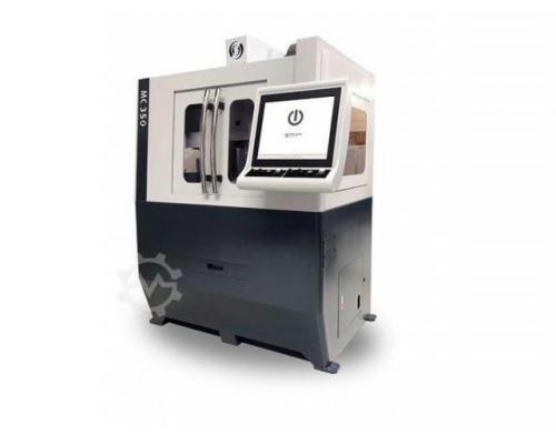 STYLE Style 350x850 CNC Flachbettdrehmaschine mit Steuerung Style - Bild 4