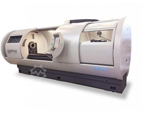 STYLE Style 350x850 CNC Flachbettdrehmaschine mit Steuerung Style - Bild 5