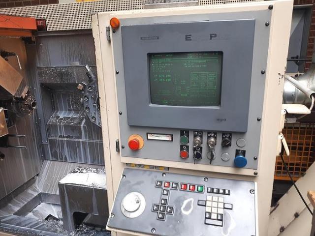 Gildemeister GDS65 CNC Drehauomat mit Stangenlader + EPL2 - 3