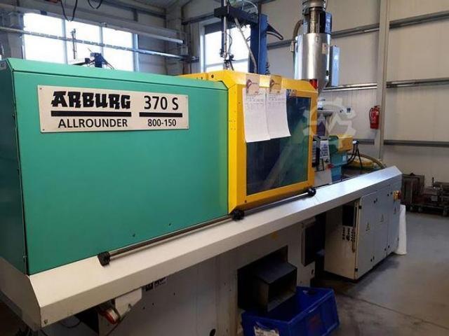 Arburg 370S 800-150 Selogica - 2