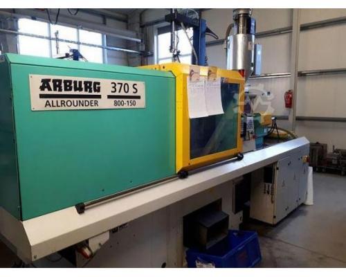Arburg 370S 800-150 Selogica - Bild 2