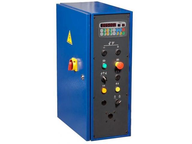 Metallkraft MTBS 2100-40B motorische Tafelblechschere - 4