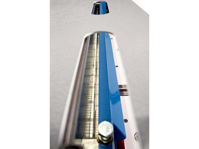 Metallkraft MTBS 2100-40B motorische Tafelblechschere - 5