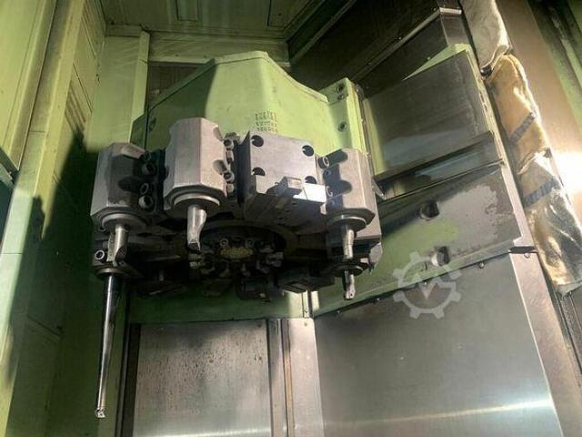 Okuma LC40 CNC Schrägbettdrehmaschine - 2
