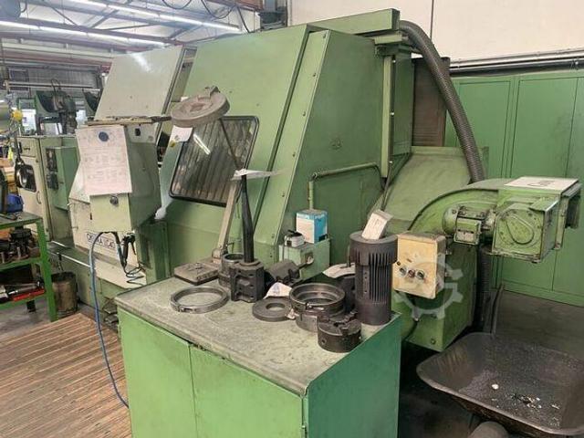 Okuma LC40 CNC Schrägbettdrehmaschine - 4