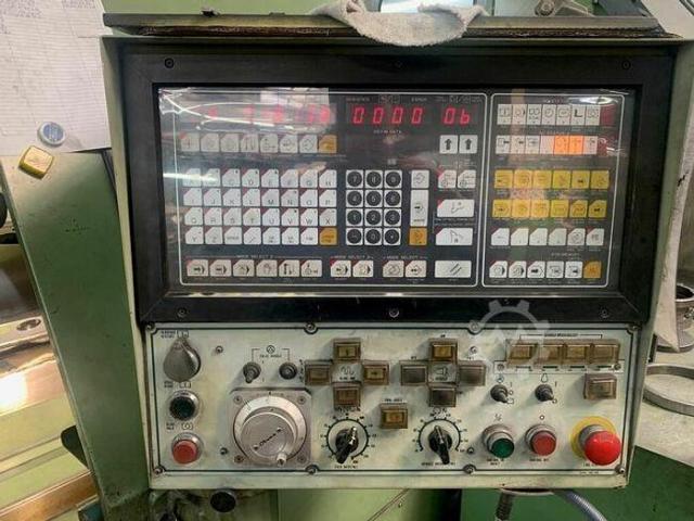 Okuma LC40 CNC Schrägbettdrehmaschine - 5