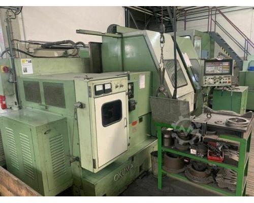Okuma LC40 CNC Schrägbettdrehmaschine - Bild 6