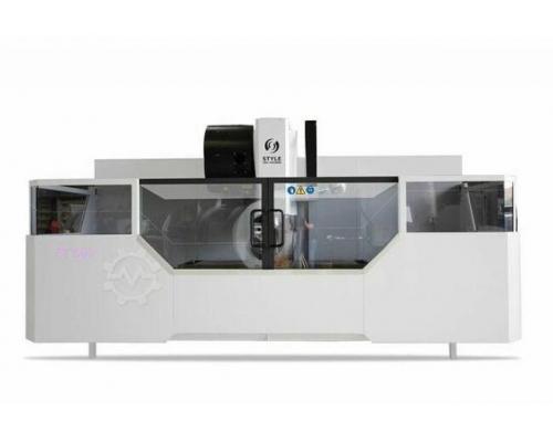 STYLE MC1000 vertikales Bearbeitungszentrum - Bild 2