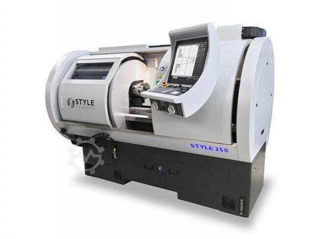 STYLE MC1000 vertikales Bearbeitungszentrum - 5