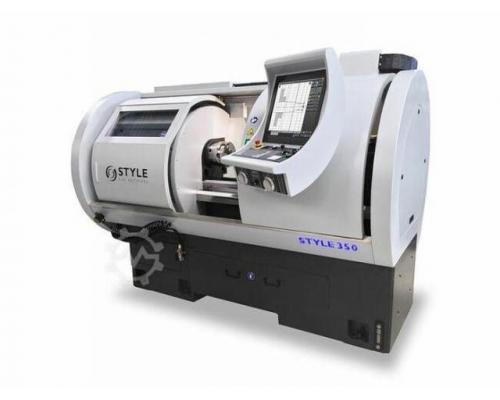 STYLE MC1000 vertikales Bearbeitungszentrum - Bild 5