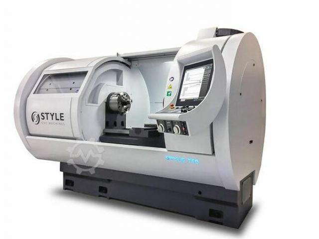 STYLE Style750x1900 CNC Drehmaschine - 1