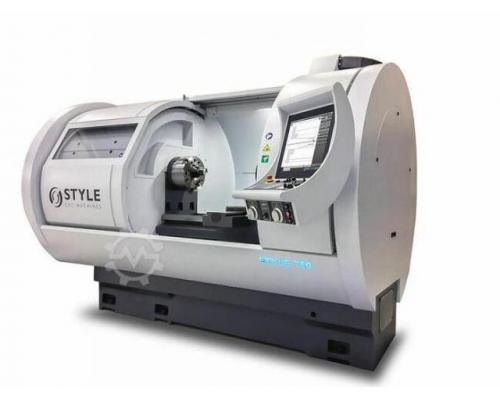 STYLE Style750x1900 CNC Drehmaschine - Bild 1