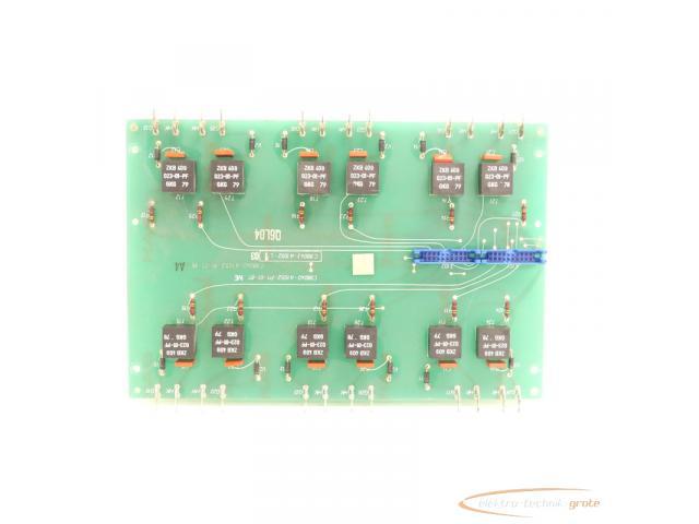 Siemens C98043-A1052-L1 / 03 Steuerungsplatine SN:Q6L04 - 2