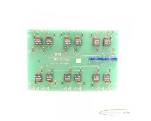 Siemens C98043-A1052-L1 / 03 Steuerungsplatine SN:Q6L04 - Bild 2