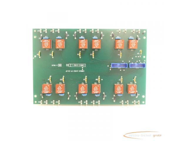 Siemens C98043-A1052-L1 / 03 Steuerungsplatine - 2