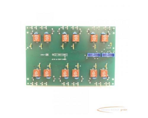 Siemens C98043-A1052-L1 / 03 Steuerungsplatine - Bild 2