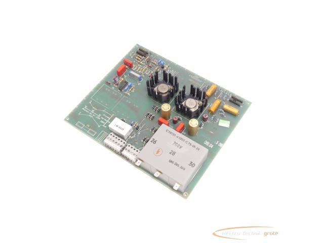 Siemens C98043-A1001-L5 / 06 Steuerungsplatine SN:Q6L04 - 1