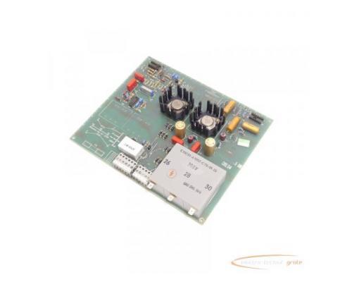 Siemens C98043-A1001-L5 / 06 Steuerungsplatine SN:Q6L04 - Bild 1