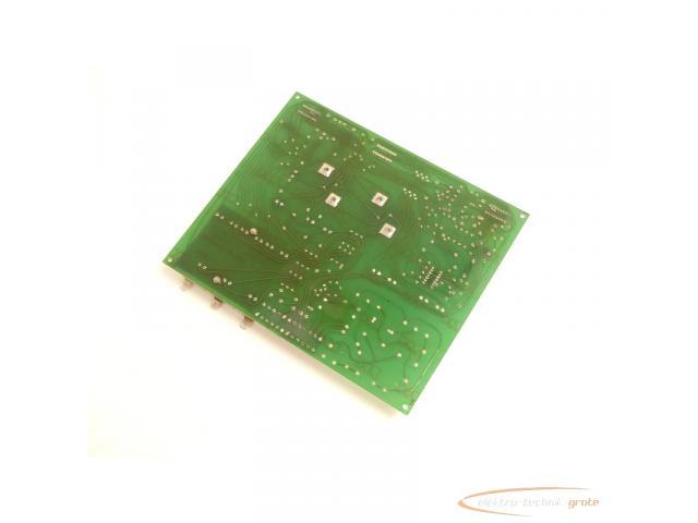 Siemens C98043-A1001-L5 / 06 Steuerungsplatine SN:Q6L04 - 4